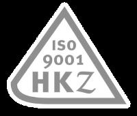 HKZ ISO Gecertificeerd - Logo
